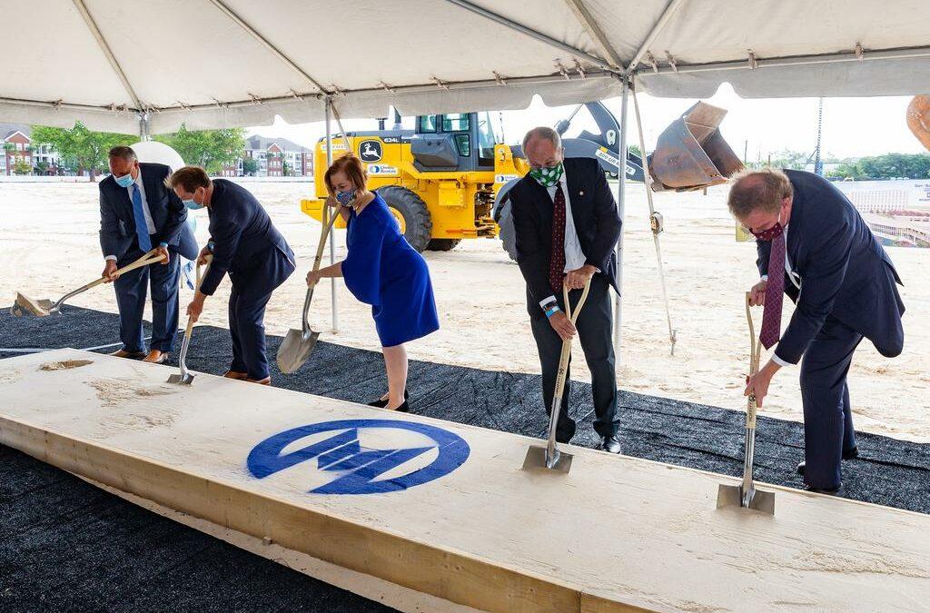 Moffitt Cancer Center Breaks Ground on $400M Hospital Project